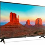 LG 43UK6300PLB : the television Direct LED from LG