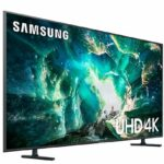 Samsung 49-inch RU8000 : the television Ultra HD 4K
