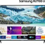 50-Inch Ru7100 from Samsung : Our view