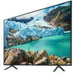 65-inch RU7100 : Samsung is back with a TV set Edge-LED