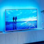 Philips 65PUS7304/12 65-Inch 4K UHD Android Smart TV with Ambilight and HD