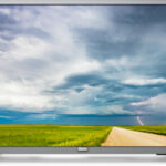 Philips 32PHT4504/05 32-Inch HD Ready LED TV with Freeview HD - Silver (2019/2020 Model)