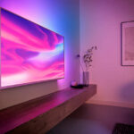 Philips 55PUS7304/12 55-Inch 4K UHD Android Smart TV with Ambilight and HD