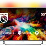 Philips 55PUS7303/12 55-Inch 4K Ultra HD Android Smart TV with HD
