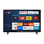 Sharp LC-40FI5012K 40 Inch Full HD LED Smart TV with Freeview HD, 3 x HDMI, 2 x USB, Scart, USB