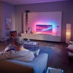 Philips 43PUS7394 TV [Energy Class A+] - Ambilight 3-sided for a unique image