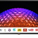 Sharp 2T-C32BG3KG2FB 32 Inch Full HD LED Smart TV with Freeview Play, 3 x HDMI, 2 x USB, Scart, USB
