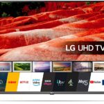 LG 43UM7500PLA 43-Inch UHD 4K HDR Smart LED TV with Freeview Play - Dark Meteor Titan colour (2019 Model)