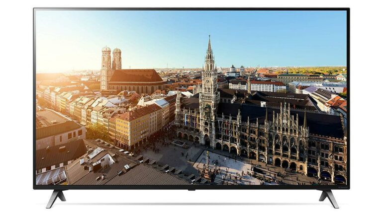 Our view about 55SM8500PLA from LG : A TV Ultra HD 4K