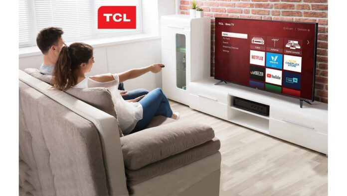TCL 32S327-CA